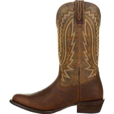 Durango® Rebel Frontier™ Flaxen Brown Western Boot, , large