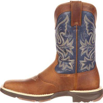 Durango® Ultra-Lite™ Women's Western Saddle Boot, , large