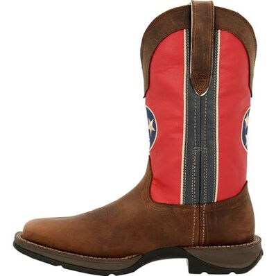 Rebel™ by Durango® Tennessee Flag Western Boot, , large
