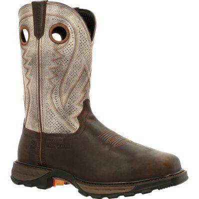 Durango® Maverick XP™ Composite Toe Met-Guard Ventilated Western Work Boot, , large