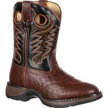 LIL' DURANGO® Little Kid Saddle Western Boot
