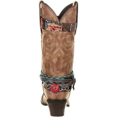 Crush™ by Durango® Women's Accessorized Western Boot, , large