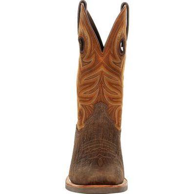 Durango® Rebel Pro™  Orange Western Boot