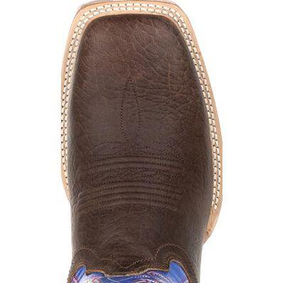 Durango® Arena Pro™ Glory Blue Western Boot, , large