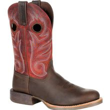 Durango® Rebel Pro™ Dark Chestnut Western Boot
