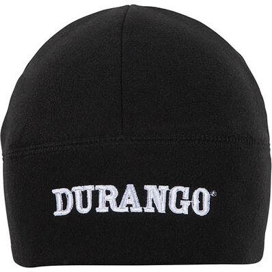 Durango® Fleece Beanie, BLACK, large