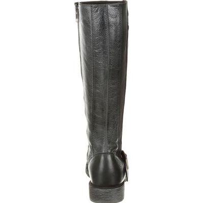 Crush™ by Durango® Women's Black Riding Boot, , large
