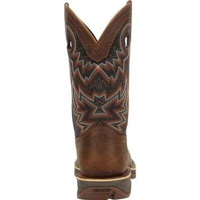 Rebel™ by Durango® Chocolate Western Boot, , large