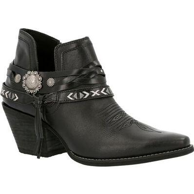 Crush™ by Durango® Women's Black Western Bootie, , large