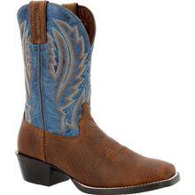 Durango® Westward™ Old Town Brown & Denim Western Boot