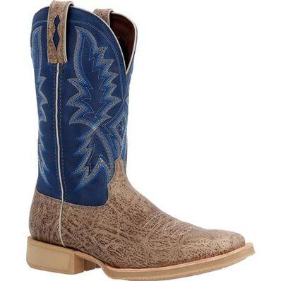 Durango® Rebel Pro Lite™ Weathered Grey & Denim Blue Western Boot, , large