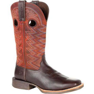 Durango® Lady Rebel Pro™ Women's Crimson Western Boot, , large