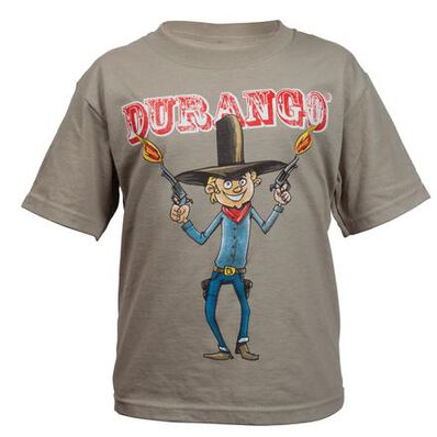 Durango® Little Kid Cowboy T-Shirt, , large