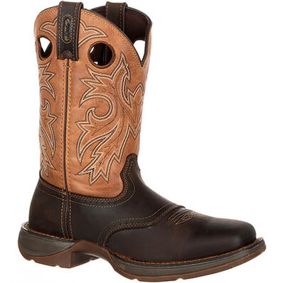 Rebel™ by Durango® Steel Toe Waterproof Western Boot, , large