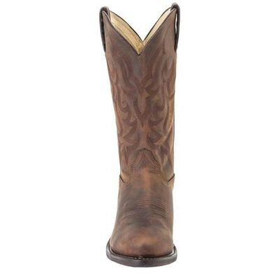 Durango® Soft Tan Leather Western Boot, , large
