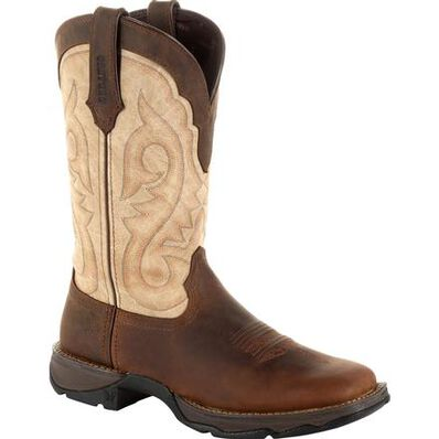Lady Rebel™ by Durango® Women's Brown Western Boot, , large