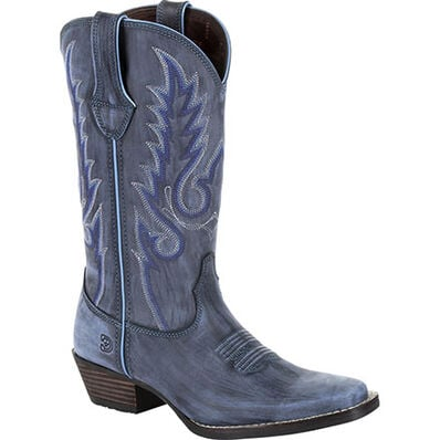 Durango® Dream Catcher™ Womens Navy Western Boot, , large
