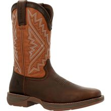 Rebel™ by Durango® Rugged Brown Western Boot