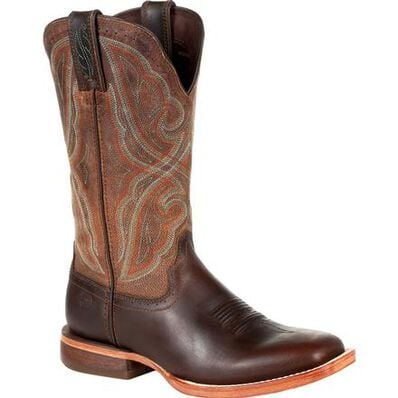Durango® Arena Pro™ Women's Dark Chestnut Western Boot, , large
