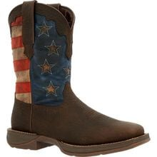Rebel™ by Durango® Vintage Flag Western Boot