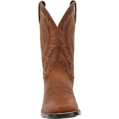 Durango® Westward™ Distressed Cognac Western Boot, , large