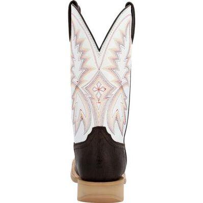 Durango® Rebel Pro Lite™ Dark Hickory & White Western Boot, , large