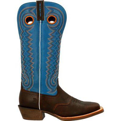 Durango® Rebel Pro™ Dark Chestnut Buckaroo Western Saddle Boot, , large