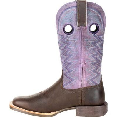 Durango® Lady Rebel Pro™ Women's Amethyst Western Boot, , large