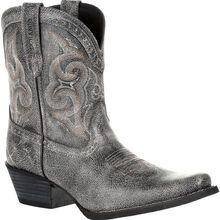 Crush™ by Durango® Women's Pewter Shortie Western Boot
