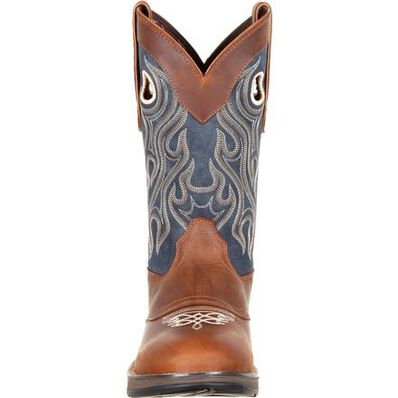 Rebel™ by Durango® Saddle Western Boot, , large