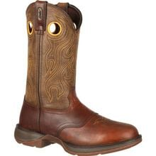 Rebel™ by Durango® Brown Saddle Western Boot
