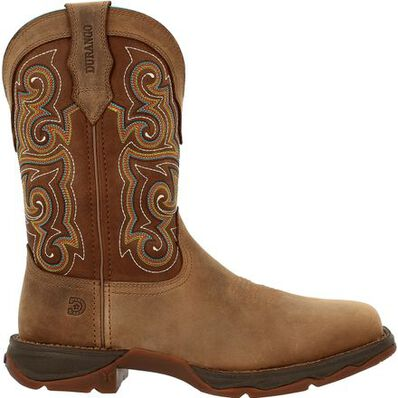 Lady Rebel Work™ by Durango® Composite Toe Western Work Boot, , large