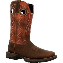 Rebel™ by Durango® Brown Ventilated Western Boot