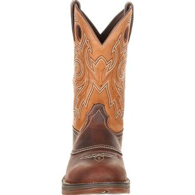 Rebel™ by Durango® Saddle Western Boot, , large