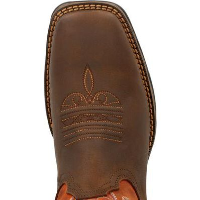 Lady Rebel™ By Durango® Women's Dark Chestnut Western Boot, , large