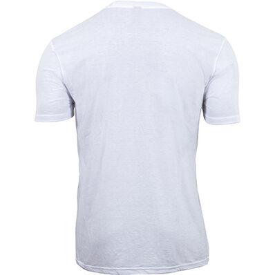 Durango® Unisex Triblend Tshirt, WHITE, large