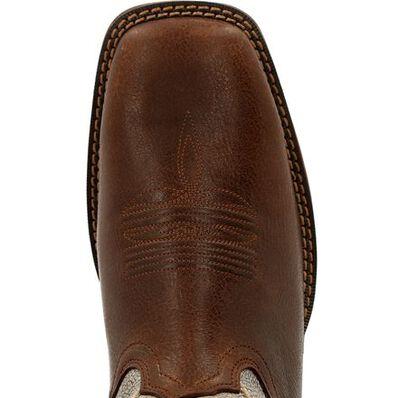 Rebel™ by Durango® Sorrel Ventilated Western Boot, , large