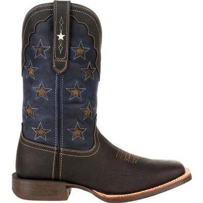 Durango® Rebel Pro™ Vintage Flag Western Boot, , large