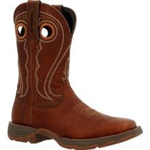 Lady Rebel™ by Durango® Women's Chestnut Western Boot