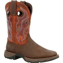 Lady Rebel™ By Durango® Women's Dark Chestnut Western Boot