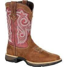 Lady Rebel™ by Durango® Women's Red Western Boot