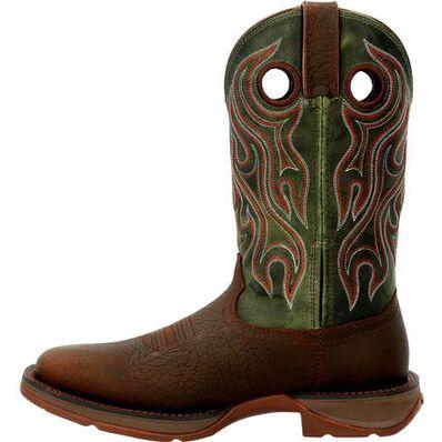 Rebel™ by Durango® Dark Chestnut Western Boot, , large