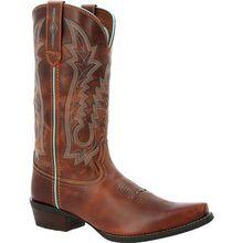 Crush™ by Durango® Women's Toasted Pecan Western Boot