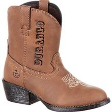 Lil' Outlaw™ by Durango® Big Kids' Embossed Western Boot