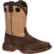 LIL' DURANGO® Big Kid Saddle Western Boot