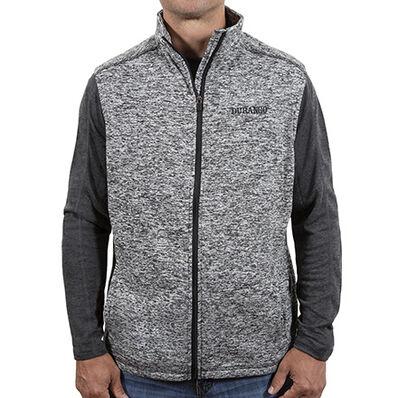 Durango® Unisex Heathered Grey Vest, , large