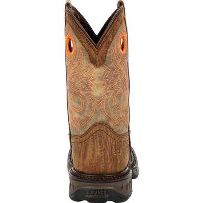 Lil' Durango® Maverick XP™ Little Kid's Bay Brown Western Boot, , large
