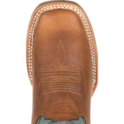 Durango® Lady Rebel Pro™ Women's Teal Western Boot, , large