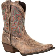 Crush™ by Durango® Women's Shortie Western Boot