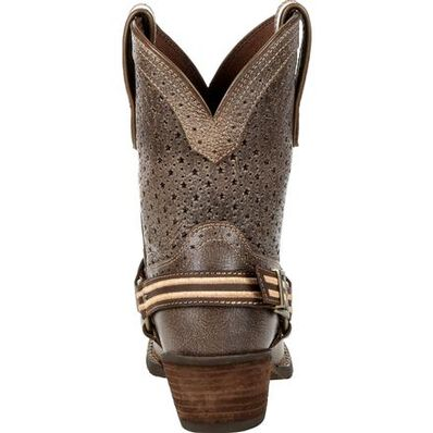 Crush™ by Durango® Women's Bronzed Brown Western Boot, , large